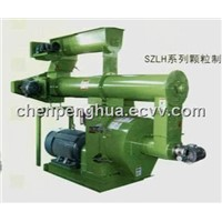 SZLH series sawdust pellets machine