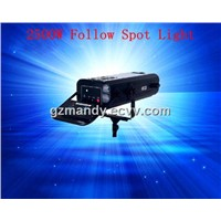 Stage Lighting - 2500W Follow Spot Light