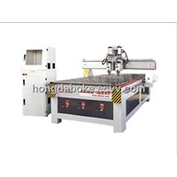 TWO HEADS WOOD CNC ROUTER HD-M25T
