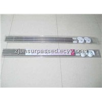 U-shaped high quality stainless steel shower curtain rail