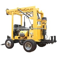 Water Well & Mining Drill Rig (DP-XYX-3)