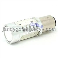 1157 S25 Doube Contact 24V LED Brake Light Bulb with 3020 SMD / 1 Year Warranty