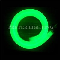12v / 24v Green Mini LED Neon Flex Light for Home with UV Stable Outer Jacket