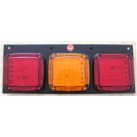 12/24V led truck tail light