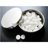 12g sugar free mints with click clack tin