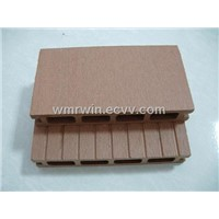 150mm*25mm Flat Surface WPC Decking