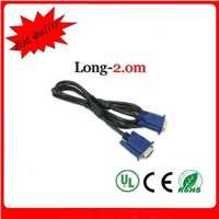 1.2m male to male vga cable
