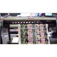 1.6m double 4 color ink jet printer