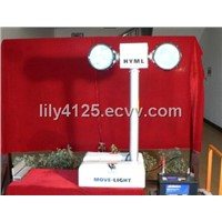 1m Mobile Light Tower/Telescoping Light Mast/Pneumatic Mast/Lighting