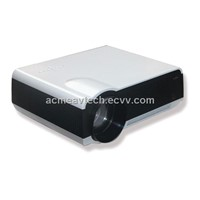 200W led lamp 2800lumens 1280x800pixels led projector,ACME best home theater projector