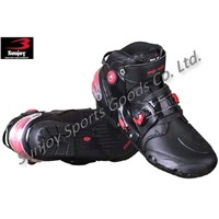 2012 Factory Price Motorcycle Racing Shoes