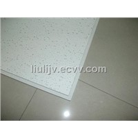 2012 Hot Sell mineral fiber acoustic ceiling board