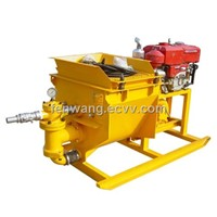 2012 Mortar Concrete Pump with good quality