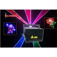 2012 New Design-Pluto 2.5W RGB Full Color Laser Stage Light