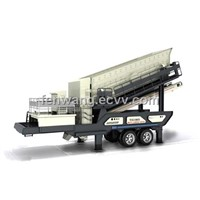 2012 New Mobile Vibrating Screen