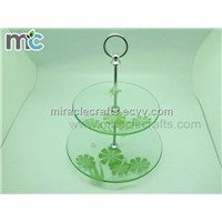 2012 new design tempered glass plate