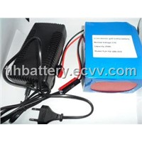 24V 10Aj li ion golf cart battery
