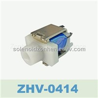 2/2 NC For auto-perfumer high pressure miniature pneumatic solenoid valve ZHV-0414