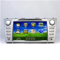 2 DIN 8-Inch TFT LCD Touch Screen Special Car DVD Player (VS7303)