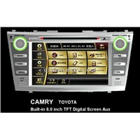 2 din car dvd player for toyota camry