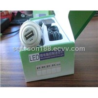 368E LED Moveable lightsource & Echarge