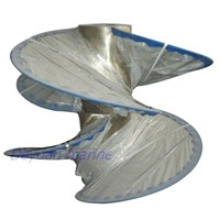 3blade fixed pitched marine propeller