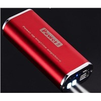 4800mah/5200mah power banks for smartphone