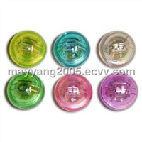 49mm LED Rubber Ball