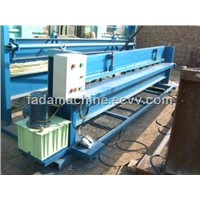 4m Metal Sheet Cutting Machine