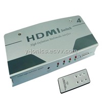 4Ports HDMI Switcher