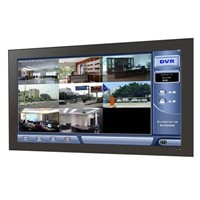55 Inch Metal Professional LCD Monitor