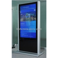 55 inch stand alone advertising palyer