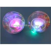 55mm LED Flashing Bouncing Ball