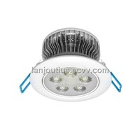 5w cree chip led ceiling lamp