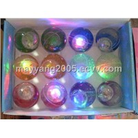 65mm LED Flashing Ball (WY-HBB36)
