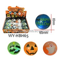 65mm LED Flashing Halloween Ball