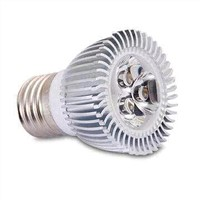 6W E27 Super LED Spotlight to Replace 50W Halogen Light