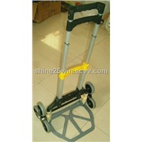 6 wheels stair climbing hand truck