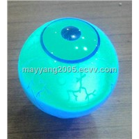 75mm LED EYE Flashing Ball