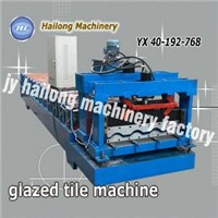 78 glazed tile machine