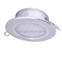7W COB LED downlight