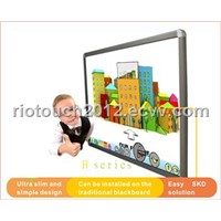 82 inch multi touch infrared interactive kit from manufacturer