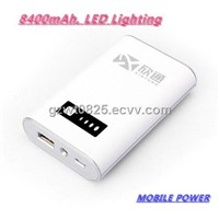 8400mAh Portable Charger for Samsung Galaxy S2
