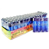 AA R6 Size Carbon Zinc Battery( Nishica)