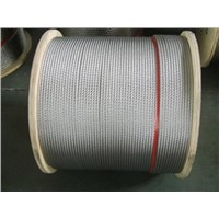 AISI304 & AISI316 Stainless Steel Wire Rope - 7X7, 7X19