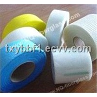 Adhesive drywall joint tape