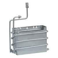 Aluminum heat exchanger-gas water heater accessories