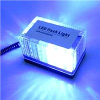 LED Strobe light  cuboid LED emergency warning flashing Lamp for truck
