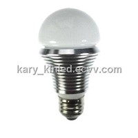 B604S-E27-qq,5W LED Bulb ; Dimmable Special Optical Design and 350lm Luminous Flux