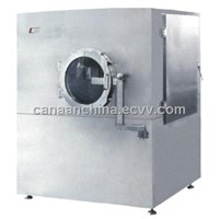 BGW Series High-efficiency Film Coater with Non-perforated Drum